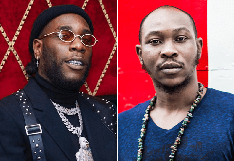 Afrobeat Singer, Seun Kuti Lashes At Burna Boy