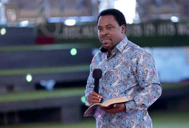 THANK GOD! Prophet T.B Joshua Announces Date Coronavirus