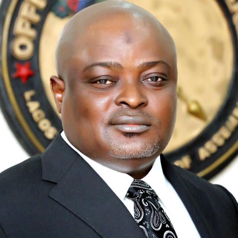 Lagos Speaker, Mudashiru Obasa Salutes President Buhari, Governor Sanwo-Olu