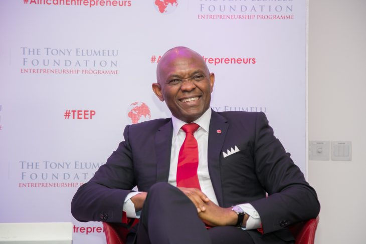 Tony Elumelu Foundation trains over 200,000 African Entrepreneurs in 54 Countries