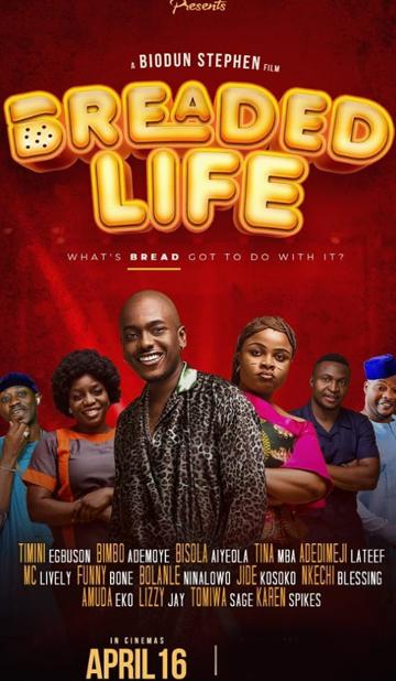Biodun Stephen's Movie 'Breaded Life' Hits Cinema