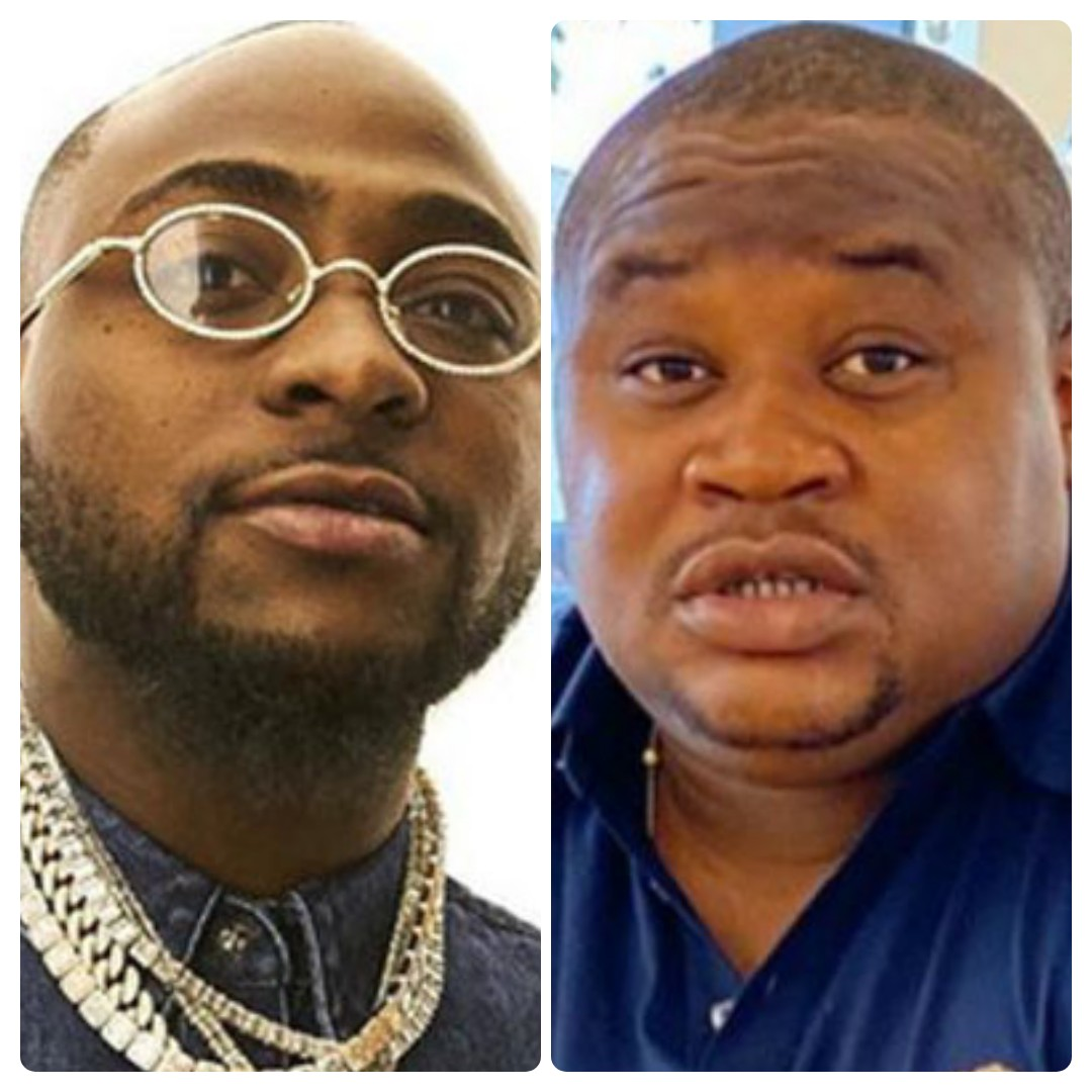 """Cubana Chief Priest Tells Davido: """"If You Sack Isreal He'll Die, He Can't Live Without You"""""""