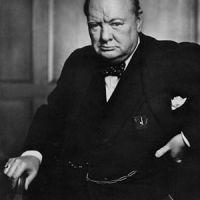 The Churchill Portrait