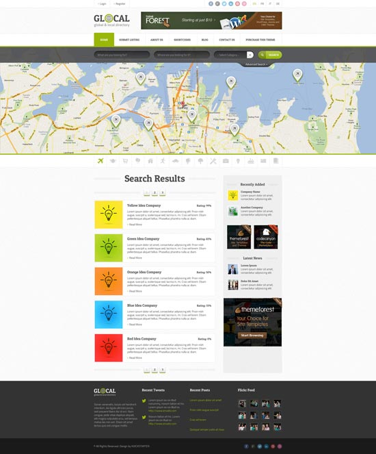 GLOCAL-Directory-Listings-Wp-Theme
