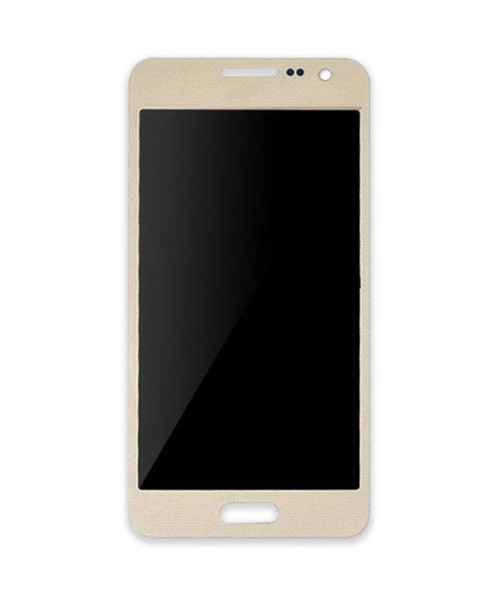 For Samsung Galaxy A3 2016 A310 Lcd Screen With Digitizer Assembly Replacement Gold