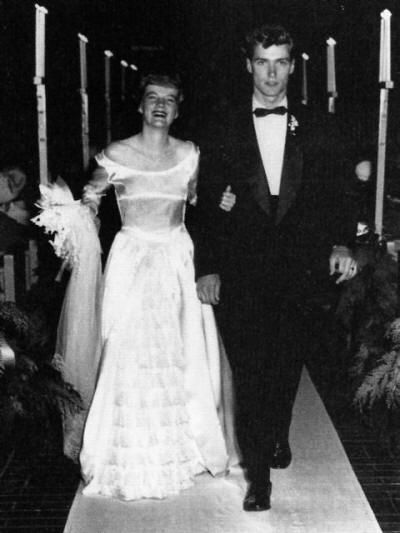 Fashion Friday: Mid-Century Wedding Dresses | The Daily Dibbler