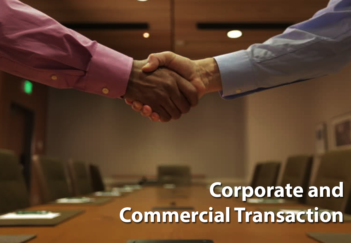 Corporate and Commercial Transaction