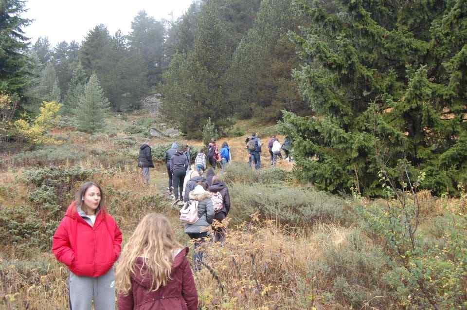 През дните на семинара за кариерно ориентиране в гр. Банско 2019 г. бяха организирани няколко похода в околностите на Банско.