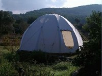 Wigwam - Pantheon (Dome Tent) | FamWest natural tents