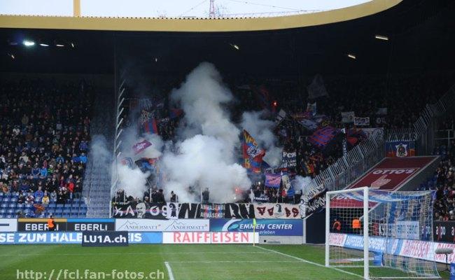 Swiss Scene Holmesdale Fanatics Ultras