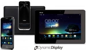 Asus Padfone2 le combiné smartphone / tablette