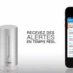 Netatmo control qualité air iphone