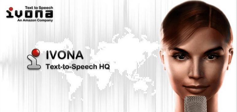 Ivona text to Speech
