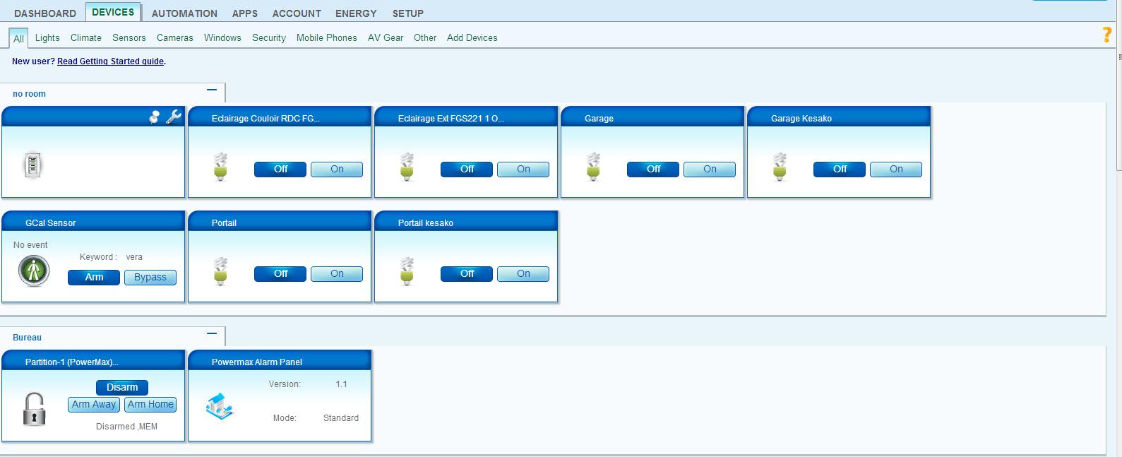 Test de la t l commande zwave me 4 boutons fan2mobiles - Changer telecommande orange ...