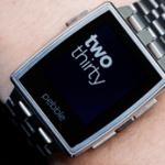 Smartwatch Peeble Steel