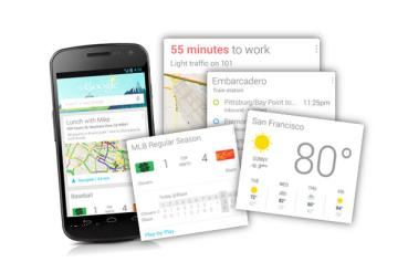 Google Now commandes vocales pour Google Now