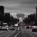 Balade parisienne – Champs-Élysées – Vendôme – Palais Royal – Opéra – La défense – Place de la Concorde