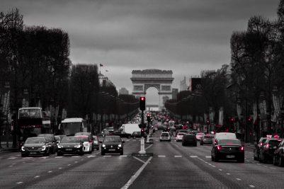 Champs-Elysées - Paris 2017