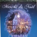Marché de Noël 2011 – Colmar, la cigogne a remplacé la cigale …