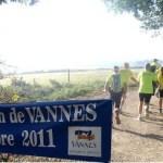 Bref, j'ai fait le marathon de Vannes avec les dunes d'espoir – 2011