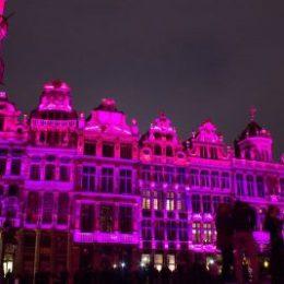 grand-place - Bruxelles - Plaisirs d'hiver