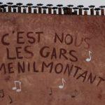Balade parisienne – Belleville – Buttes Chaumont – Bassin de la Villette