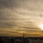 Pause sur la terrasse panoramique du Printemps