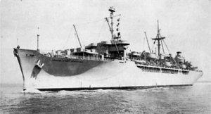 USNS Stuart Heintzelman