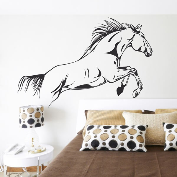 Sticker Cheval Stickers Animaux Amp Stickers Muraux