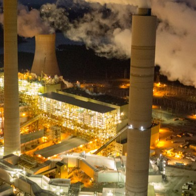 Clean coal, breakthrough captures CO2 from power plants and turns it into profit