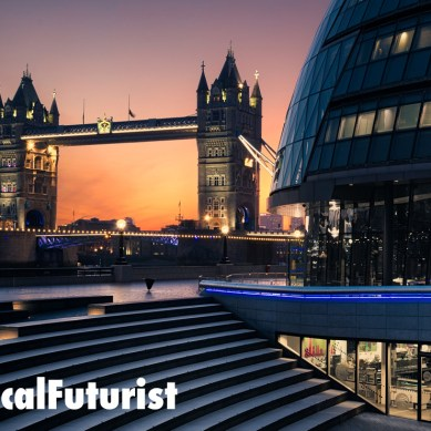 Futurist keynote, London: The Future of Capital Markets, Accenture Capital Markets Summit