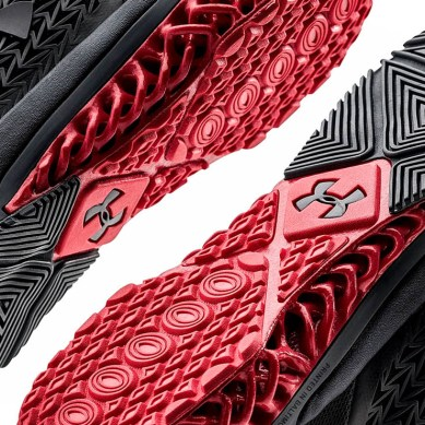 Under Armour's new trainers are inspired by nature, designed by an AI and 3D printed