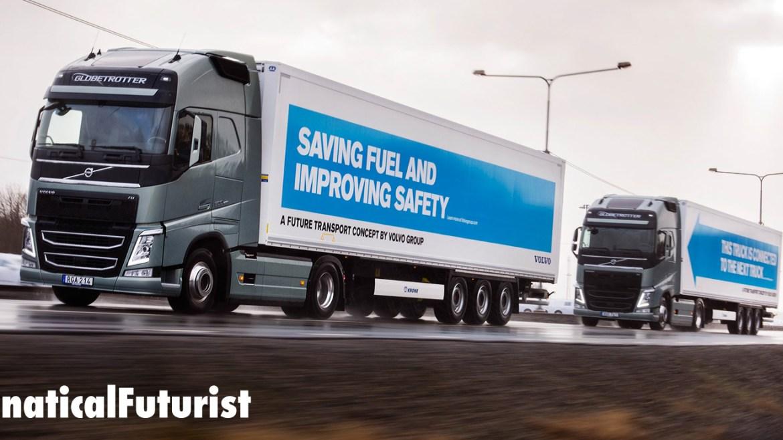 UK to start self-driving semi-truck trials on public roads in 2018