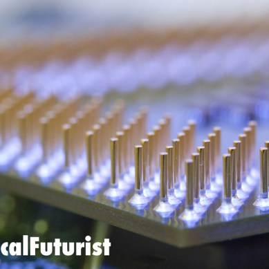 IBM announces they're developing a 50 qubit computer
