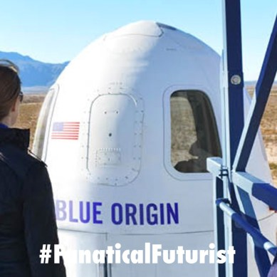 Book tickets into space for $200,000, Blue Origin preps for take off