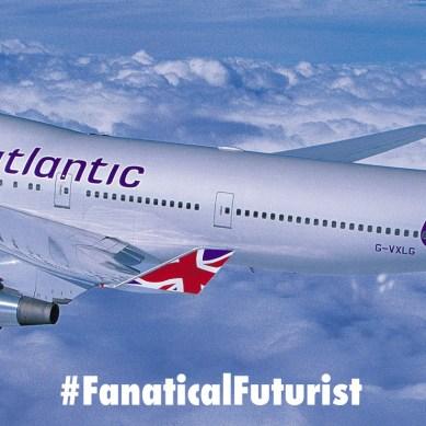 Virgin Atlantic completes world's first biofuel trans Atlantic flight