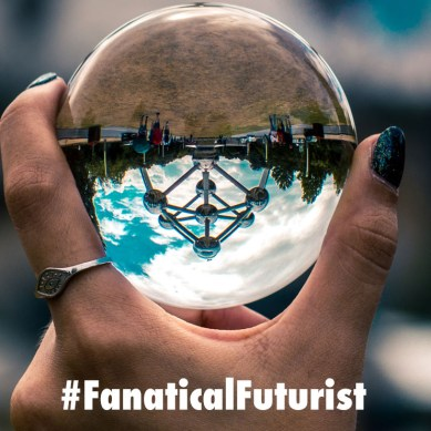 Futurist Keynote, Brussels: Innovation Shouldn't Cost The Earth, AccountancyAge