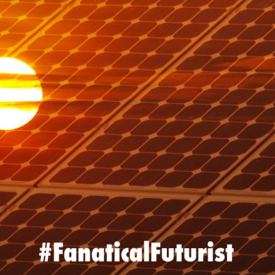 Researchers obliterate world record for solar cell efficiency, almost reach 50 percent