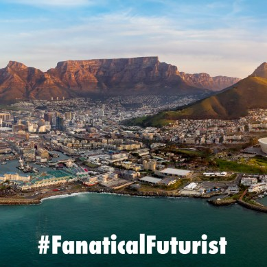 Futurist Keynote, South Africa: The Future of Retail, Cow Hills
