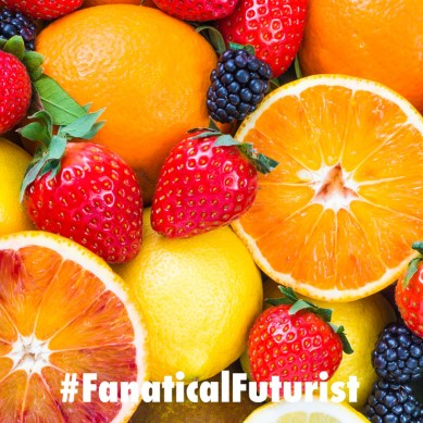 3D printed artificial fruit looks better and tastes better than the real thing