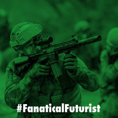 The US Army's augmented night vision goggles look like alien tech