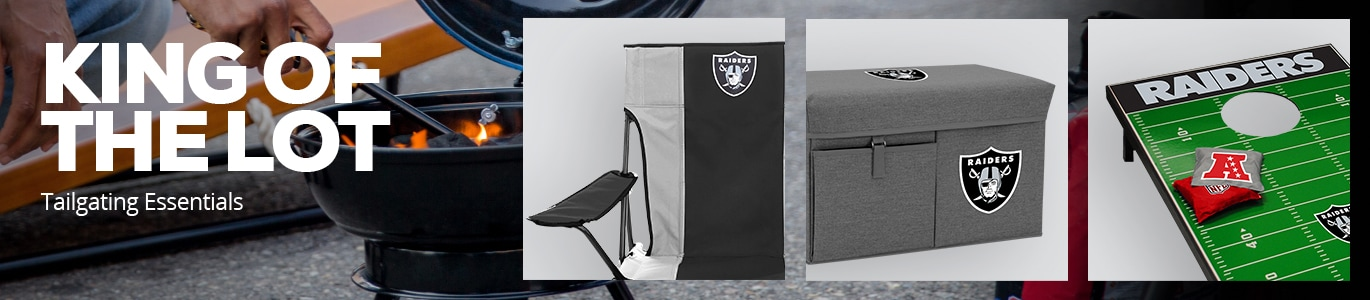 oakland raiders chair leather arm covers folding chairs canopies fanatics