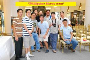 L'équipe AQUAFIESTA 2009