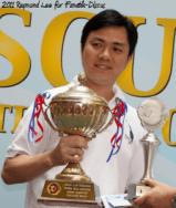 L'éleveur Colin Heng élu GRAND CHAMPION Singapour 2011