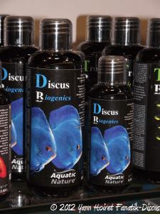 sels mineraux liquides discus aquatic nature