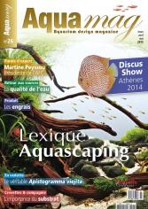 AquaMag Magazine 26 Yann Hoiret