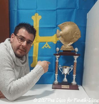 Sergio Pérez FIDO CHAMPION HYBRIDE 2016