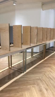Nordic Discus Show 2018 preparation