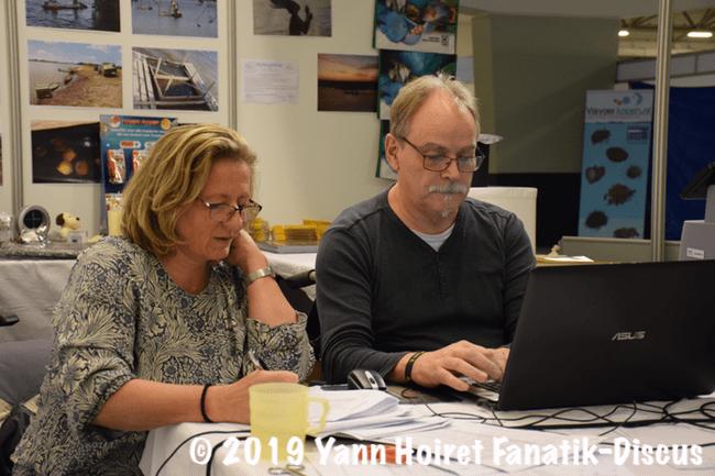 Elysabeth et Eddy Leysens