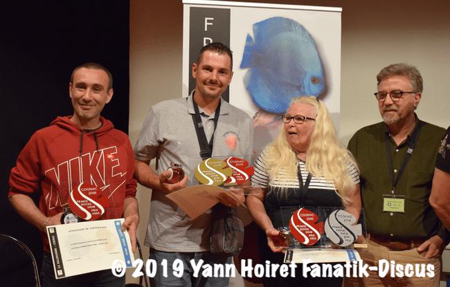 Cüneyt Birol premier juge étranger FDS 2018